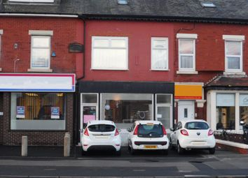 Thumbnail Retail premises for sale in Rossall Road, Cleveleys