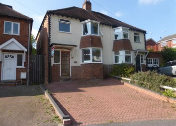 Thumbnail 3 bedroom semi-detached house for sale in Metfield Croft, Harborne, Birmingham