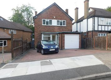 Thumbnail 3 bed detached house to rent in Gladsdale Drive, Pinner, Middlesex