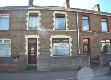 3 bed terraced house for sale in Edward Street, Port Talbot, Neath Port Talbot. SA13
