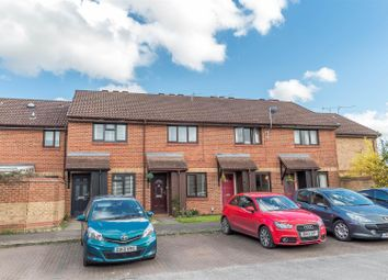 Thumbnail 2 bed terraced house for sale in Broad Hinton, Twyford, Reading