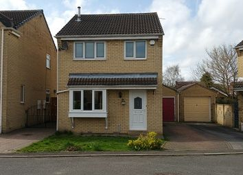 Thumbnail 3 bed detached house for sale in Watermeade, Eckington
