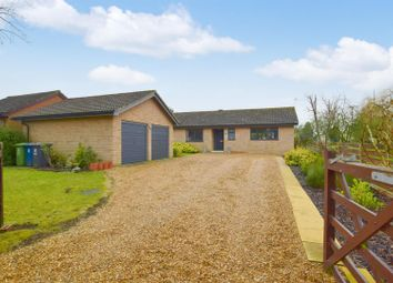Thumbnail 5 bedroom detached bungalow for sale in St. Neots Road, Hardwick, Cambridge