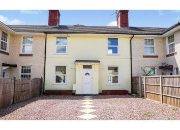 Thumbnail 3 bed terraced house for sale in Bulwark Avenue, Chepstow