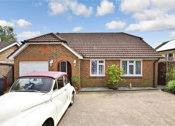 Thumbnail 3 bed detached bungalow for sale in Uplands Drive, Uckfield, East Sussex