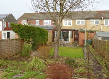 Thumbnail 3 bed terraced house for sale in The Green, Chesterton, Bicester