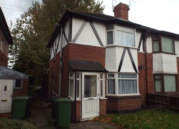 Thumbnail 3 bedroom semi-detached house to rent in George Street, Wolverhampton