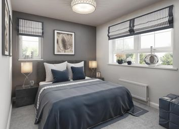 "Thumbnail 3 bed semi-detached house for sale in ""Ennerdale"" at Oaksley Carr, Hull Road, Woodmansey, Beverley"