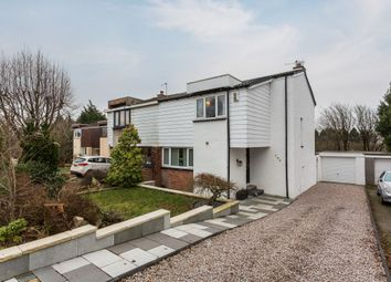 Thumbnail 3 bedroom semi-detached house for sale in 106 Hazelwood Road, Bridge Of Weir