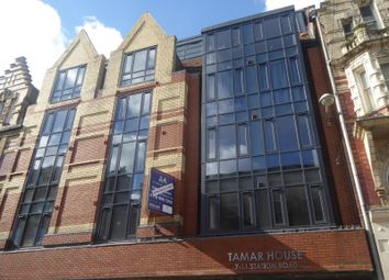 Thumbnail 2 bed flat to rent in Tamar House, Station Road, Reading