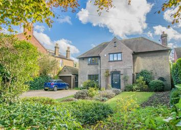 Thumbnail 4 bed detached house for sale in Ware Road, Hertford, Herts