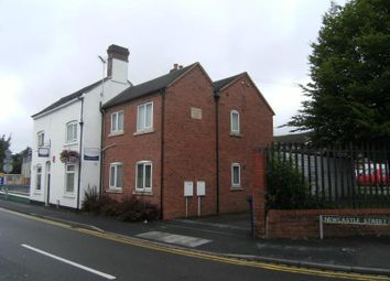 Thumbnail 1 bed flat to rent in Newcastle Street, Stone