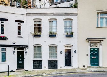 Thumbnail 1 bed terraced house for sale in Hays Mews, Mayfair, London