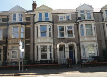 Thumbnail 2 bed flat for sale in Clare Street, Riverside, Cardiff, South Glamorgan