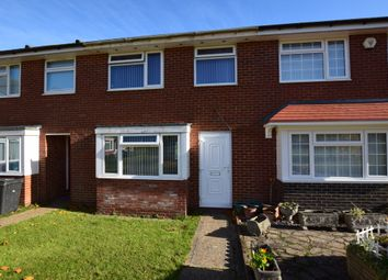 Thumbnail 3 bed terraced house for sale in Maywood Avenue, Eastbourne