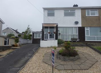 Thumbnail 3 bed property for sale in Heol Beili Glas, Swiss Valley, Llanelli