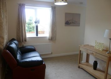 Thumbnail 1 bed flat to rent in Hindley View, Rugeley, Staffordshire