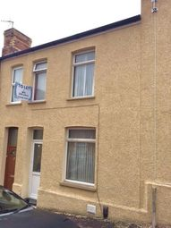 Thumbnail 3 bed terraced house to rent in Morgan Street, Barry
