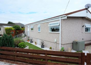 Thumbnail 3 bed mobile/park home for sale in Pentland Park, Loanhead