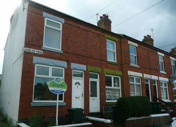 Thumbnail 2 bedroom terraced house to rent in Ludlow Road, Earlsdon, Coventry, West Midlands