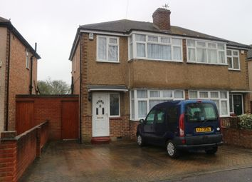 Thumbnail 3 bed semi-detached house for sale in Fairholme Crescent, Hayes