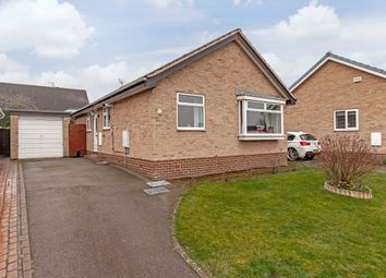Thumbnail 3 bed detached bungalow for sale in Woodbridge Rise, Walton, Chesterfield