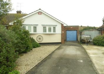 Thumbnail 3 bed bungalow for sale in Millfield Road, Ramsgate