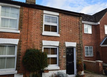 Thumbnail 2 bed end terrace house for sale in West Street, Rowhedge, Colchester