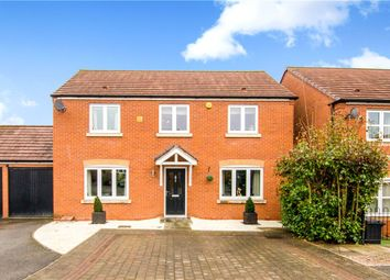 4 bed detached house for sale in Carp Close, Worcester, Worcestershire WR5