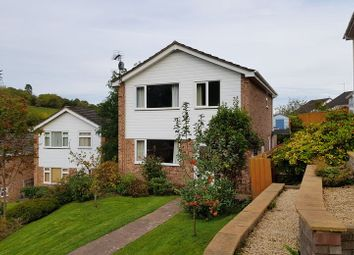 Thumbnail 3 bed detached house for sale in Sheppard Road, Exeter
