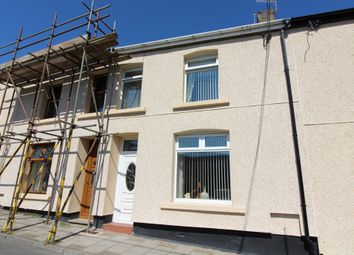 Thumbnail 3 bed terraced house for sale in Derlwyn Street, Phillipstown, New Tredegar