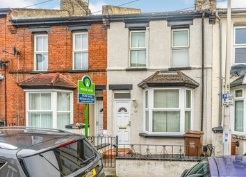 Sidney Road, Gillingham, Kent ME7. 2 bed terraced house for sale