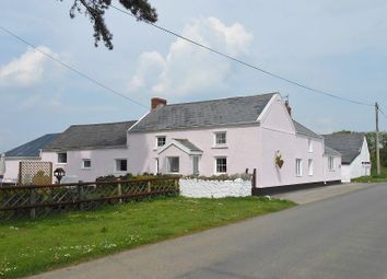 Thumbnail 4 bedroom land for sale in Cilonen Fawr Farm Cilonen, Three Crosses, Swansea.