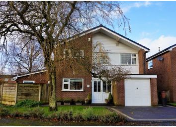 Thumbnail 4 bed detached house for sale in Meadow Way, Turton, Bolton