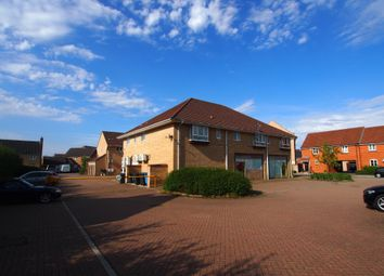 Thumbnail 2 bed flat for sale in Wood Avens Way, Wymondham