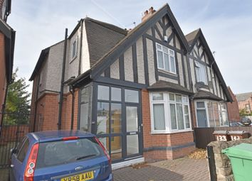 Thumbnail 5 bed semi-detached house to rent in Lenton Boulevard, Lenton, Nottingham