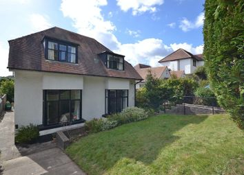 Thumbnail 4 bed detached house for sale in Detached Period House, Risca Road, Newport