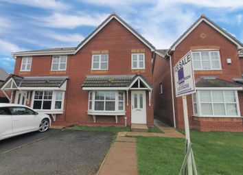 Thumbnail 3 bed semi-detached house to rent in Keats Close, Bispham