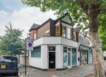Acton Lane, London W4. 1 bed end terrace house