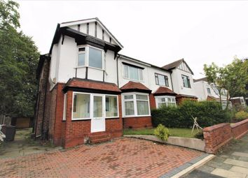 Thumbnail 4 bed semi-detached house to rent in Cavendish Road, Salford