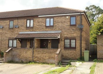 Thumbnail 2 bedroom end terrace house for sale in Goodwood, Milton Keynes
