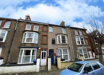 Thumbnail 1 bed flat to rent in Penshurst Road, Ramsgate