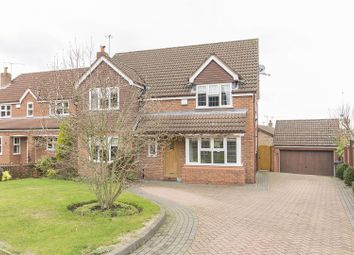 Thumbnail 4 bed detached house for sale in Foxcote Way, Walton, Chesterfield