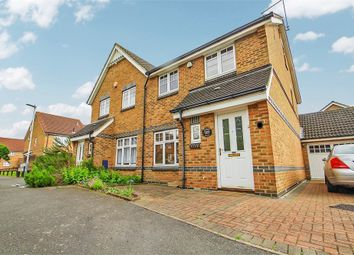 4 bed semi-detached house to rent in Rutherford Close, Uxbridge, Middlesex UB8