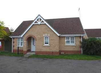 Thumbnail 2 bed detached bungalow to rent in Orchard Close, Leverington, Wisbech