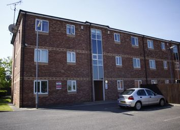 Thumbnail 2 bedroom flat to rent in Thomas Court, Derby