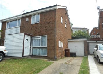 Thumbnail 2 bed terraced house to rent in Harvesters Close, Rainham, Gillingham