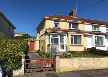 Thumbnail 3 bed semi-detached house for sale in Trelawney Road, Truro