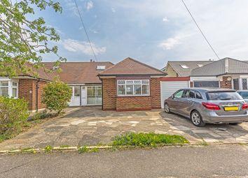 Thumbnail 2 bed semi-detached bungalow for sale in Shelton Avenue, Warlingham