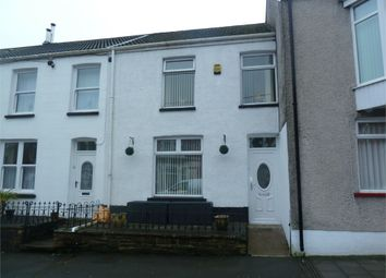 Thumbnail 3 bed terraced house for sale in St Michaels Road, Maesteg, Maesteg, Mid Glamorgan